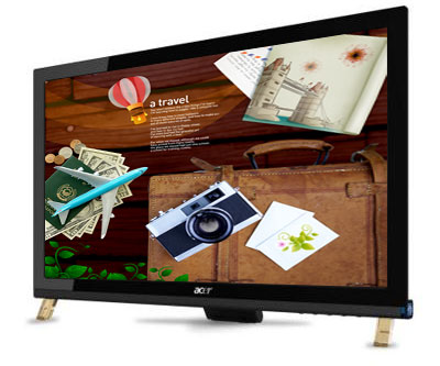 Acer T231H (stock photo)